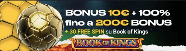 Bwin Bonus Benvenuto